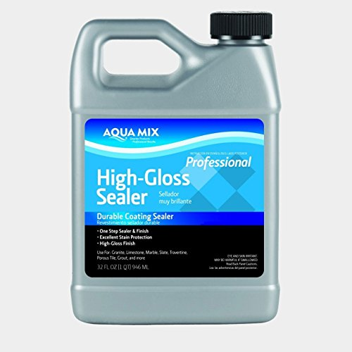 Aqua Mix High Gloss Sealer - Quart (Aqua Mix High Gloss Sealer compare prices)
