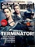 Entertainment Weekly Magazine - November 7, 2014 Terminator Cover 1