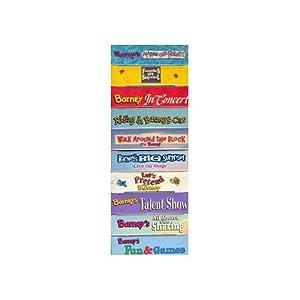 Amazon.com: Barney (10 Pack) : See Description for Titles VHS