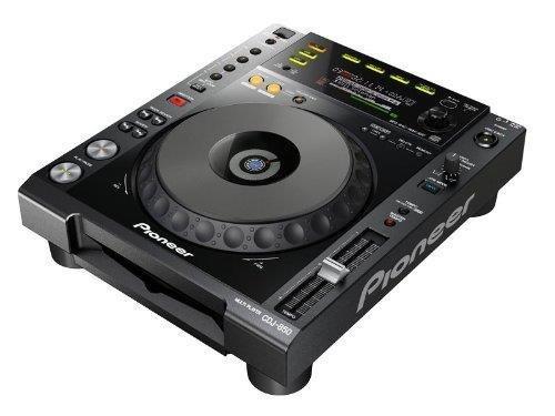Pioneer Cdj-850-K Digital Dj Turntable