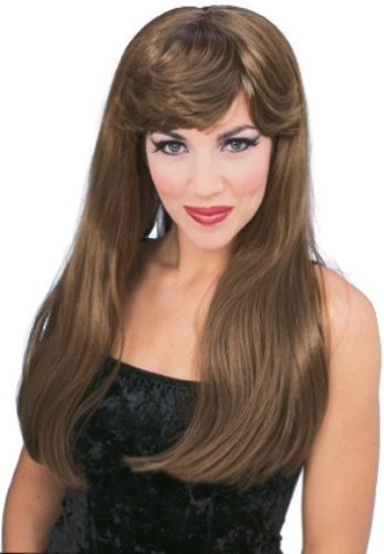 Rubie's Costume Glamour Wig