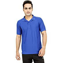 T10 Sports Royal Blue Tee Off Polo