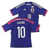adidas(アディダス) サッカー日本代表 2014 ホーム レプリカ ユニフォーム 半袖 No.10 香川真司 G85287/10.KAGAWA