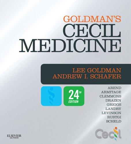 Cecil Medicine: Expert Consult - Online (Cecil Textbook Of Medicine)