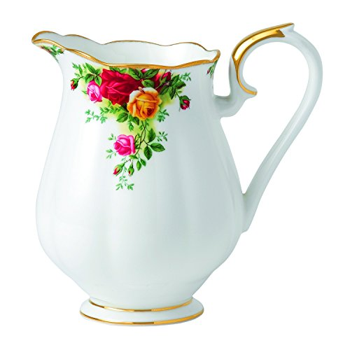 Royal Albert Old Country Roses Tea Party Pitcher, Multi