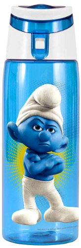 The Smurfs Movie 25oz Tritan HydroCanteen Sport Bottle