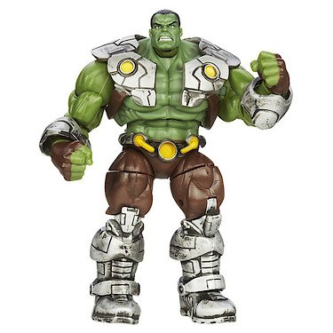 Marvel Infinite Series - 9.5cm Hulk Figure Picture