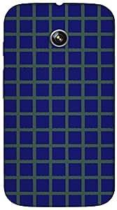 Timpax protective Armor Hard Bumper Back Case Cover. Multicolor printed on 3 Dimensional case with latest & finest graphic design art. Compatible with Motorola Moto -E-1 (1st Gen )Design No : TDZ-22603