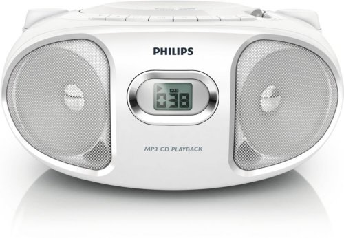 Philips AZ 305 Radiorekorder ( CD-Player,MP3 Wiedergabe )
