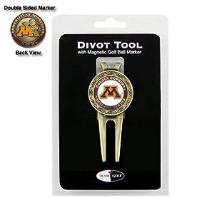 Buy Minnesota Golden Gophers Divot Tool and Ball Marker by Team Golf
