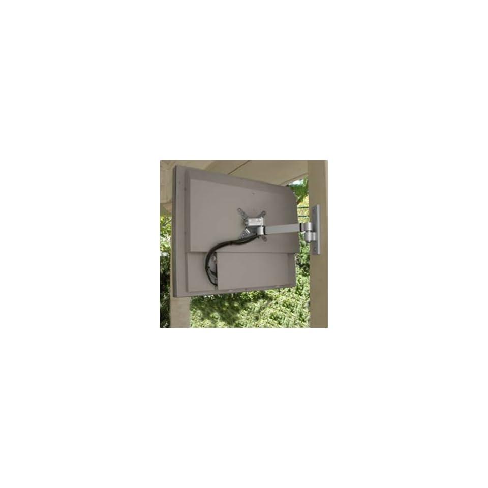 SunBriteTV SB WM46 46 Inch Dual Arm Articulating Wall Mount