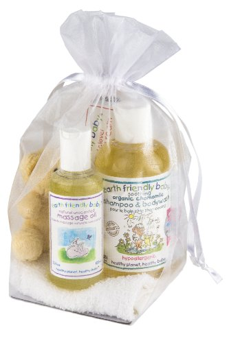 Earth Friendly Baby Gift Set