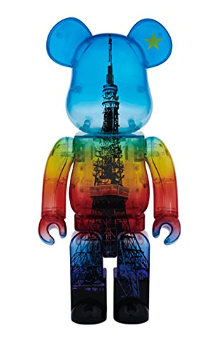 [해외] 도쿄 퍼터워 베어브릭 매직 타임 TOKYO TOWER BE@RBRICK 400% MAGIC TIME Ver.