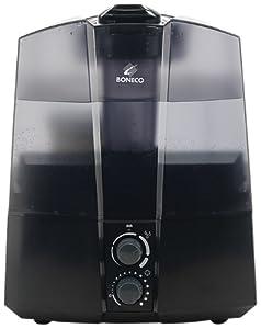 Boneco U7145 Luftbefeuchter U7145 analog schwarz 45 Watt