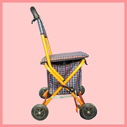 laminage-walker-avec-shopping-panier-4-roues-pliant-panier-shopping-cart