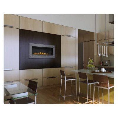 Modern Direct Vent Fireplace