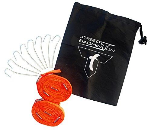 talbot-torro-speed-court-lines-badminton-in-blister-con-marcatura-di-campo-arancione-fluo
