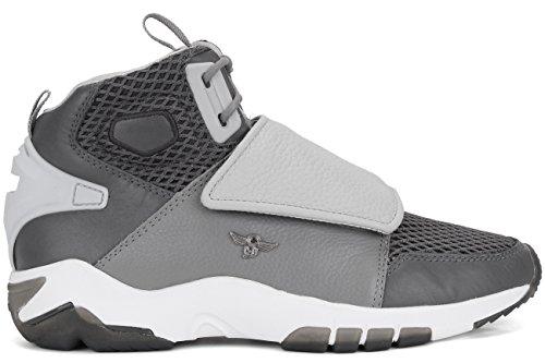 Creative Recreation Scopo Smoke Grey Fashion Sneakers, 9