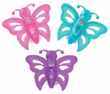 Adams Mfg Co Butterfly Magnet Clip (Pack Of 24) 1320-53 Hooks Suction Cup & Magnet Reviews