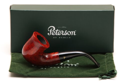 Peterson Kenmare 05 Smooth Tobacco Pipe Fishtail