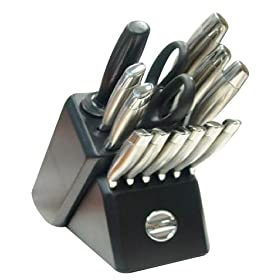 kitchenaid 16 piece knife set