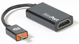 Slimport a HDMI - Conecte su teléfono Google Nexus 4 a un televisor HDMI, el monitor o proyector (SP1002)