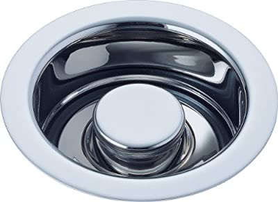Delta Faucet Classic 4-1/2-Inch Sink Disposal And Flange Stopper