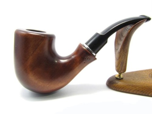 Pear Wood Hand Carved Tobacco Smoking Pipe