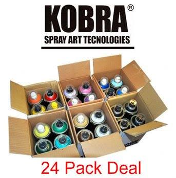 kobra-bombes-de-peinture-en-aerosol-400-ml-lot-de-24-deal