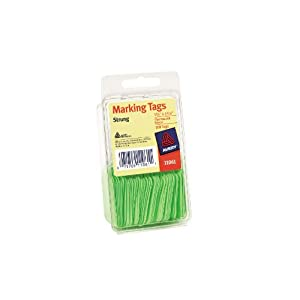Avery Marking Tags, Strung, 1.75 x 1.09 Inches, Pack of 100 (11061)