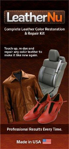 Strange Leathernu Complete Leather Color Restoration Repair Kit Machost Co Dining Chair Design Ideas Machostcouk