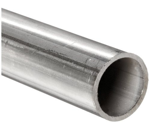 Stainless Steel 304L Welded Round Tubing, 3/8