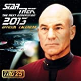 "Star Trek: the Next Generation Official 2013 Calendar: Tng 25th Anniversary Editionvon ""Patrick Stewart"""