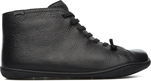 Camper Peu Cami Black Mens Mid Leather Trainers Shoes Boots-45 (Camper Peu Cami compare prices)