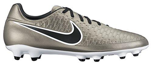 Nike Magista Onda Fg Scarpe da calcio allenamento, Uomo, Multicolore (Mtlc Pewter/Black-Ghst Grn-Wht), 43