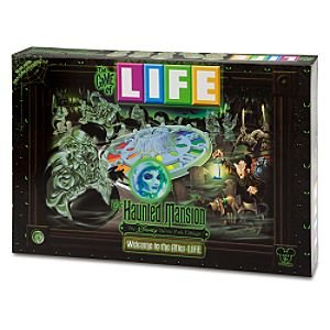 Game of Life: Haunted Mansion board game!