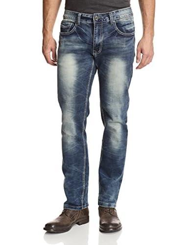 X-RAY Men's 5 Pocket Slim Fit Jean