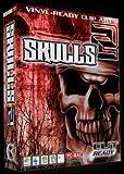 Skulls Volume 2 Vector Clipart Vinyl Cutter Slgn Design Artwork-EPS Vector Art Software plotter Clip Art Images
