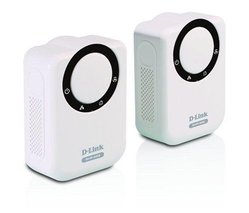 D-Link DHP-303 PowerLine HD Network Starter Kit