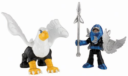 Fisher-Price Imaginext Knight & Phoenix