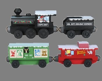 Whittle Shortline RR - United States Postal Service Holiday Express - Buy Whittle Shortline RR - United States Postal Service Holiday Express - Purchase Whittle Shortline RR - United States Postal Service Holiday Express (Whittle Shortline RR, Toys & Games,Categories,Play Vehicles,Trains & Railway Sets,Accessories)