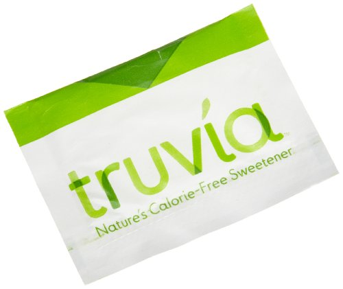 Truvia,Natura's Calorie-Free Sweetener  1  Ounce Packages (Pack of 400)