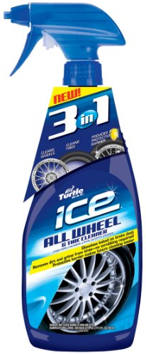 Turtle Wax T463 Ice Wheel and Tire Cleaner – 22 Ounce