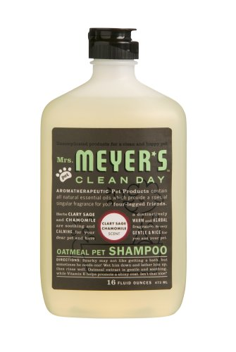 Mrs. Meyers Oatmeal Pet Shampoo