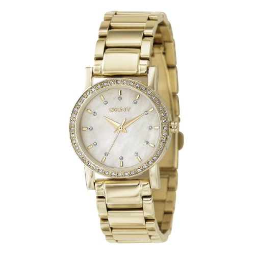 DKNY Stone Set Ladies Watch NY4792