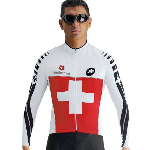 Buy Low Price Assos LS.Federation Suisse Jersey (B005P2ADZ0)
