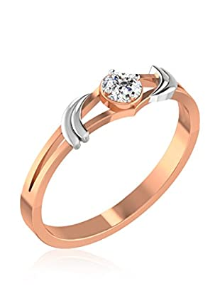 Friendly Diamonds Anillo FDR8840R (Oro Rosa)