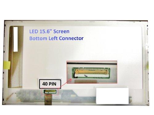 "GATEWAY LT41P07U LAPTOP LED LCD Screen 10.1/"" WXGA HD Bottom Right"