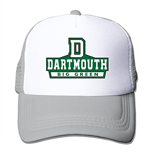 HandSon Custom Personalized Mesh Dartmouth College Big Green Travel Caps Ash (Lego Rc Tank compare prices)