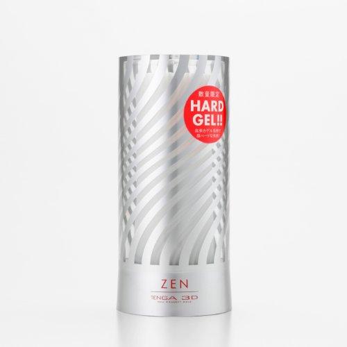 【数量限定】TENGA 3D ZEN HARD <ゼン ハード>